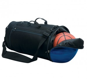 barrel sport bag