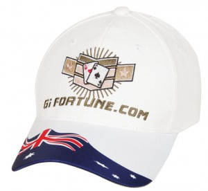 aussie flag cap
