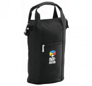 nylon wine cooler bag
